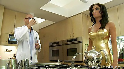 Pornstars like it big a doctor creating a robot