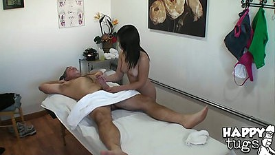 Asian massage with a bonus