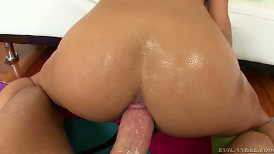 Anal cowgirl front